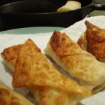 Veggie and Tofu Dumplings or Egg-Rolls
