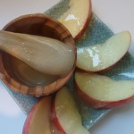 Apples and Honey: a symbol of healthy living!