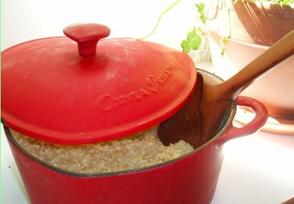 how to cook the perfect brown rice